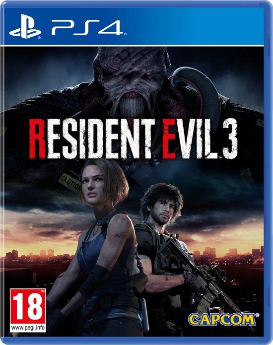 Afbeelding van Resident Evil 3 - PS4