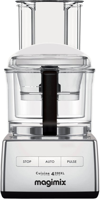 magimix cuisine syst me 4200 xl foodprocessor chroom. Black Bedroom Furniture Sets. Home Design Ideas
