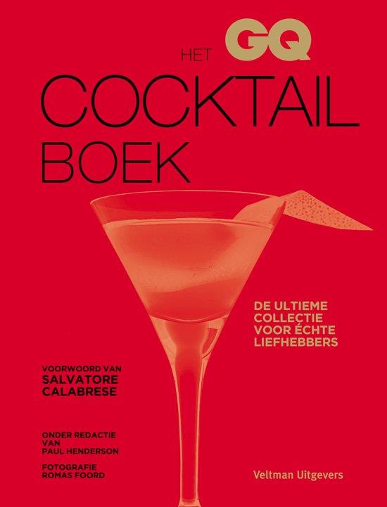 Het GQ cocktailboek