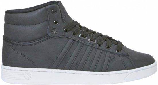 Chaussures De Sport K-suisse De Haute « Hoke Mi Cmf » Brun Foncé / Gris Foncé Wh0f6q