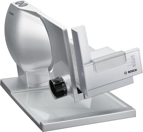 Bosch MAS9454M - Snijmachine - Zilver in Oudega / Aldegea