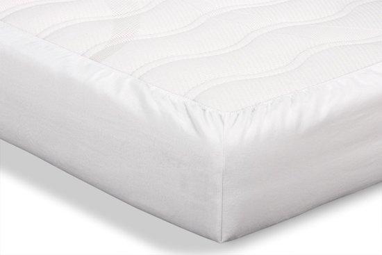 Beter Bed Waterdichte Molton voor Matras - Matrasbeschermer - 160 x 200/210 cm - Tot 30 cm