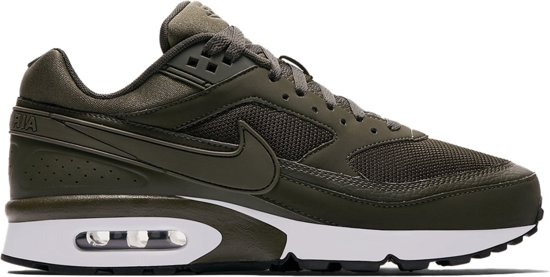 Nike Air Max BW Khaki maat 45 Heren Sneakers