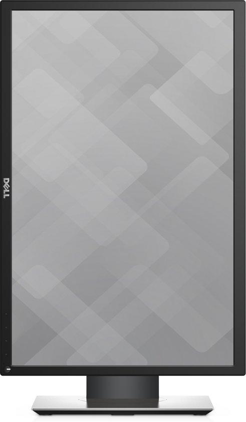 DELL P2217 22'' LED Mat Flat Zwart computer monitor