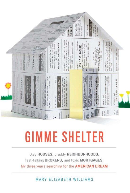 Bol Gimme Shelter Mary Elizabeth Williams 9781416557098 Boeken