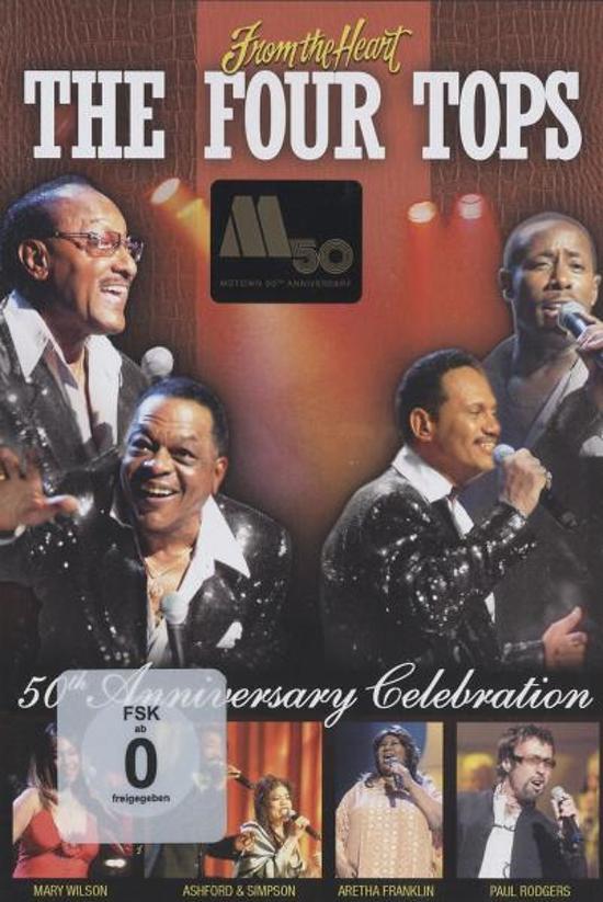 Cover van de film '50th Anniversary Concert'