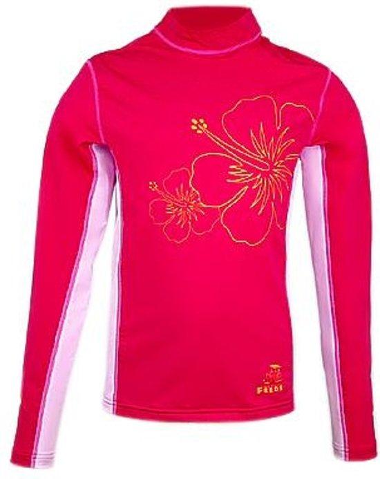 Freds swim academy Longsleeve baba.rose roze maat 140-146
