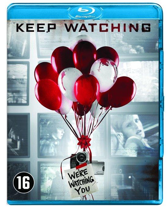 Keep Watching (Blu-ray)