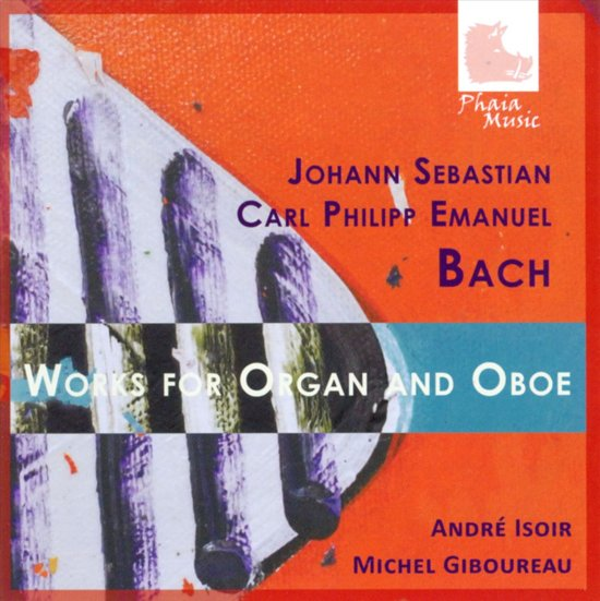 Works For Organ & Oboe