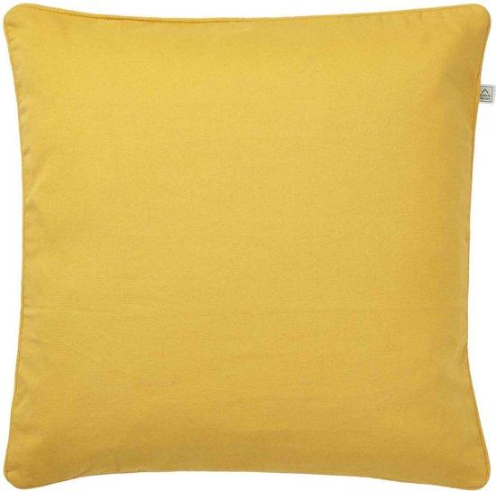 Dutch Decor Sierkussen Java - 70x70cm - Yellow