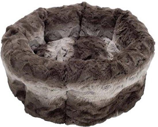 Rosewood 40 Winks kattenmand Snuggle - grijs / crème - 38 cm