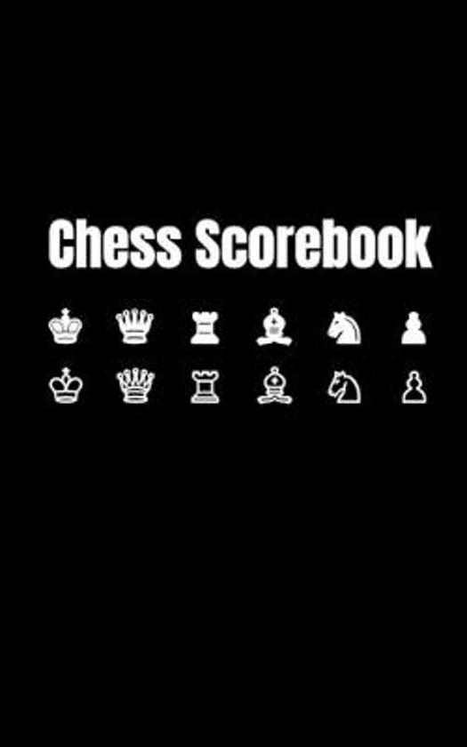 Chess Scorebook: Log All Your Game Stats