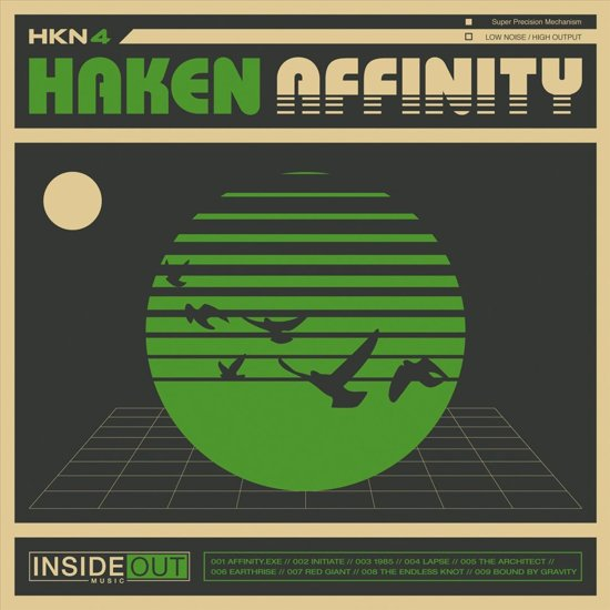 Affinity (Deluxe Edition)