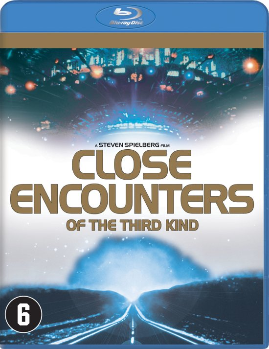 DVD cover van Speelfilm - Close Encounters Of The Third Kind