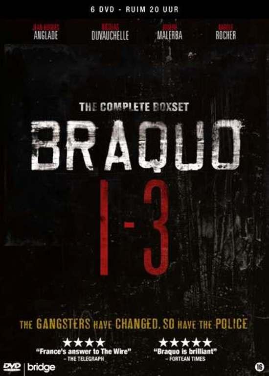 Braquo - Seizoen 1 t/m 3