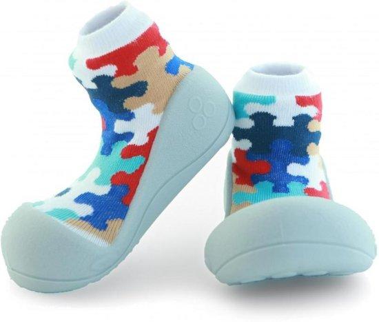 Attipas Chaussures Gris Pour Les Hommes D'hiver 3V45p