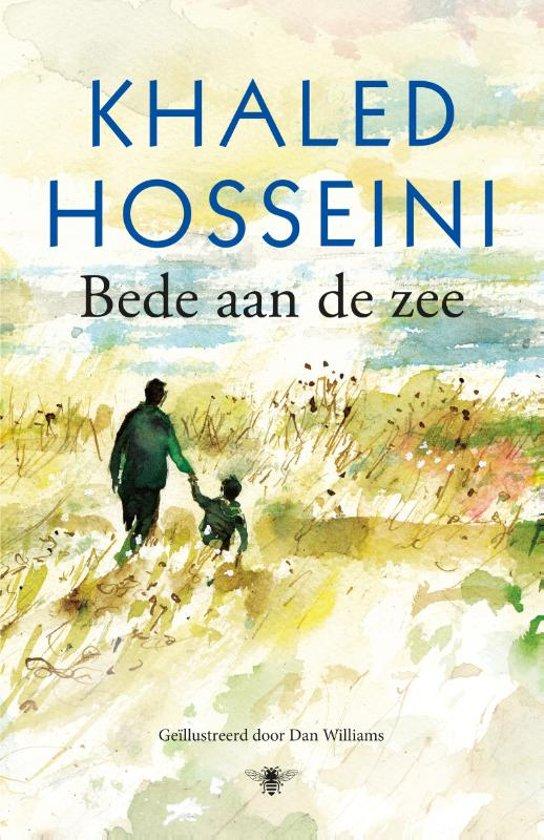 Boek cover Bede aan de zee van Khaled Hosseini (Hardcover)