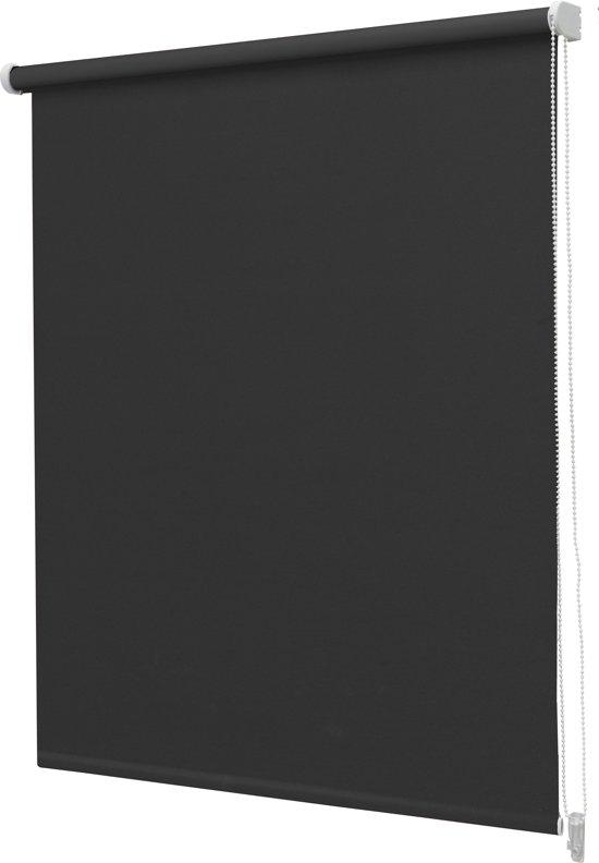 Intensions - Rolgordijn Verduisterend - Uni Zwart - 180x190 cm