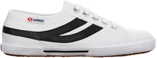 Sneakers Wit 37 Cotu zwart Unisex 2951 Maat Superga Znpwqd1Z
