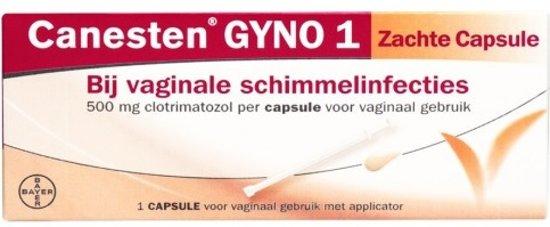 canesten gyno tablet gebruiksaanwijzing
