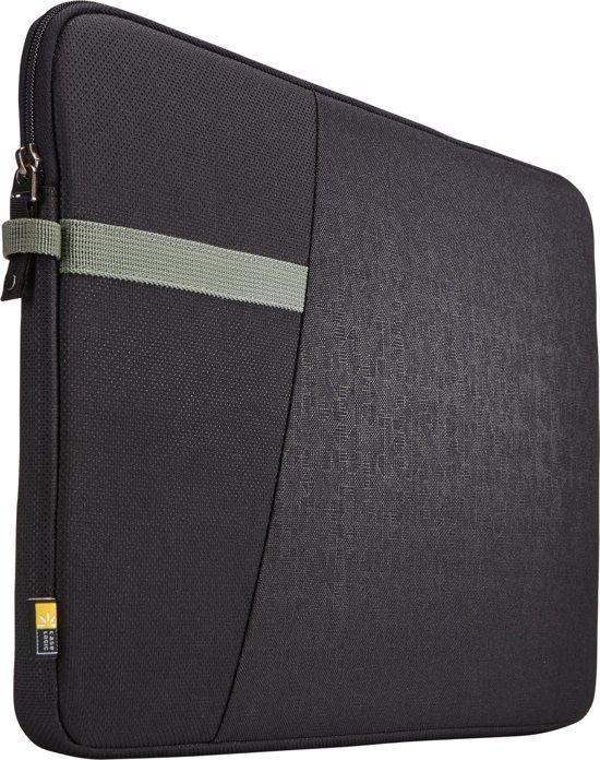 Case Logic Ibira - Laptop Sleeve - 15.6 inch - Zwart