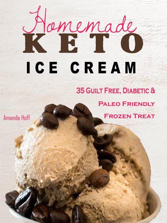 Keto Homemade Ice Cream