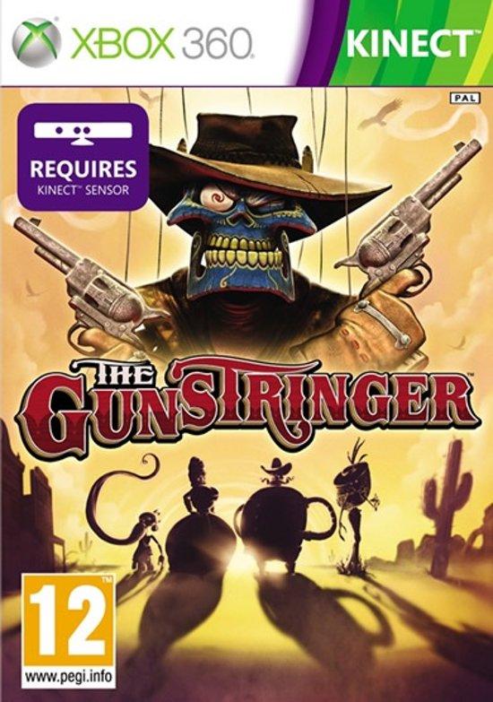 The Gunstringer (Incl. Fruit Ninja) (Xbox Kinect)