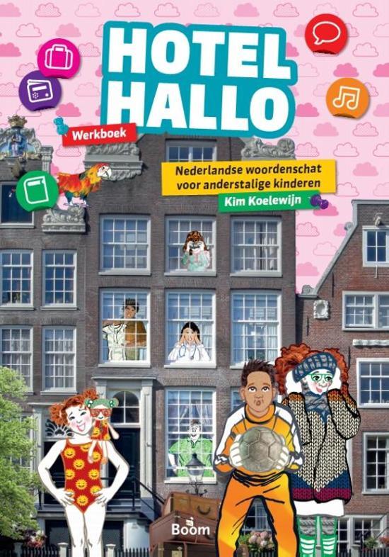 Afbeelding van Hotel Hallo - Werkboek