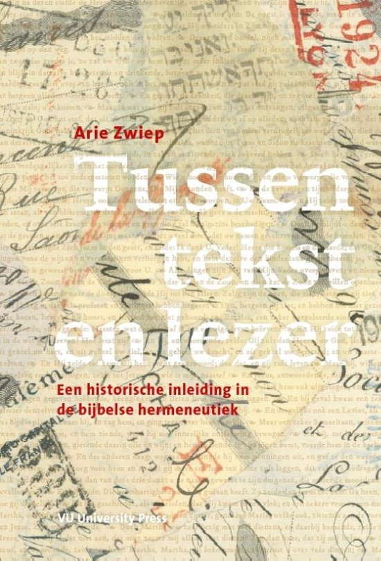 Tussen tekst en lezer / 1 De vroege kerk - Schleiermacher