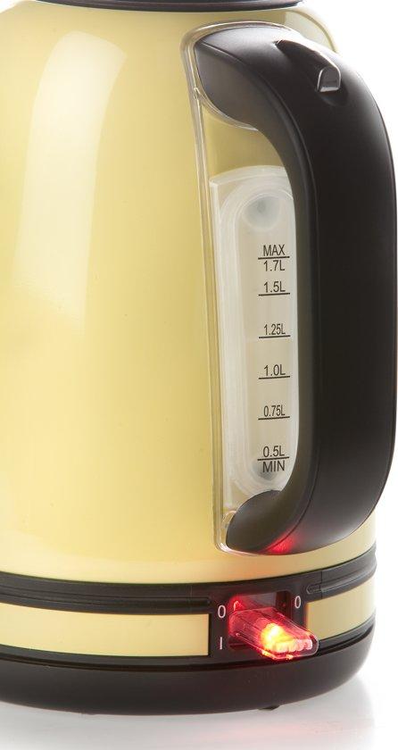 Domo DO490WK Vintage Waterkoker - 1,7 L