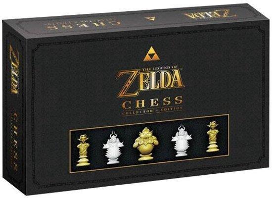 Afbeelding van het spel The Legend Of Zelda Collector's Edition Chess