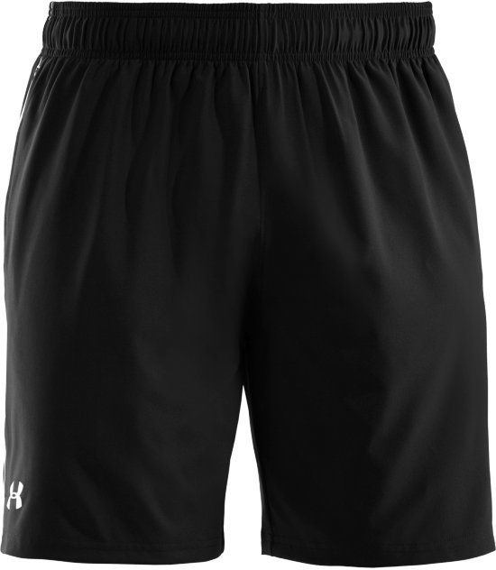 Under Armour UA Mirage Short 8'' - Sportbroek - Black - Heren - Maat XL