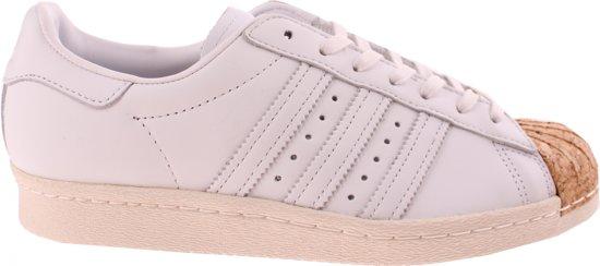 7afc9d6994c bol.com | Adidas Sneakers Superstar 80's Cork Dames Wit Maat 36 2/3