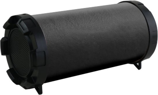 Omega OG71B Mono portable speaker 5W Grijs draagbare luidspreker
