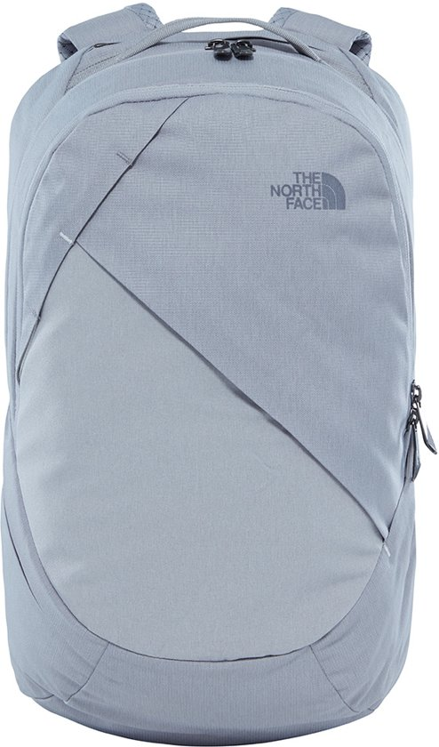 The North Face Isabella Backpack metallic silver/ vaporous grey