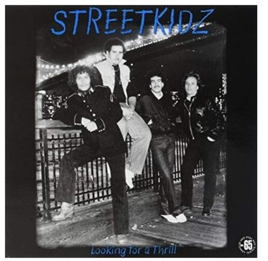 The Streetkidz - Looking For A Thrill (LP)