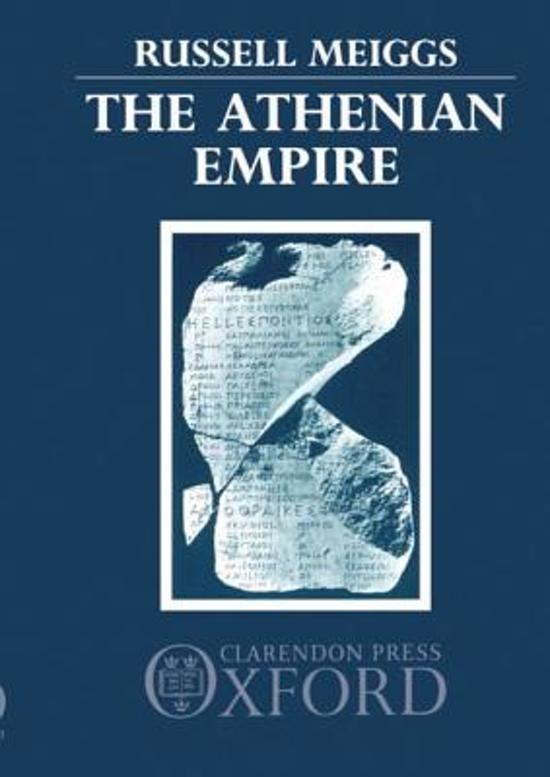 an examination of athenian empire Lesson plan: ancient greece subject: world history grade: 9 cbc connection: defeat the invasion of a far larger and wealthier empire the battles of the persian.