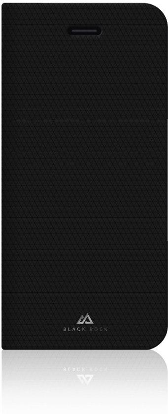 Black Rock Material Pure Booklet Case - Geschikt voor Apple iPhone 6S/7/8 Plus - Zwart