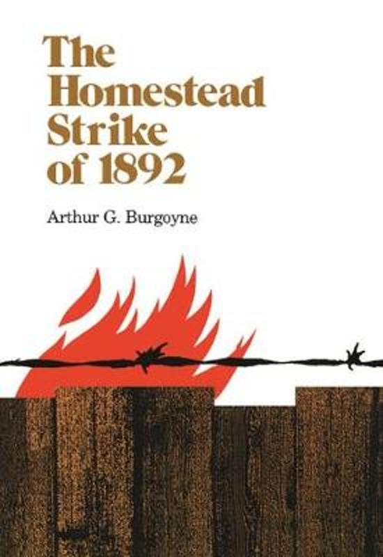 an analysis of the homestead strike The homestead strike us history period 4 ms richardson.