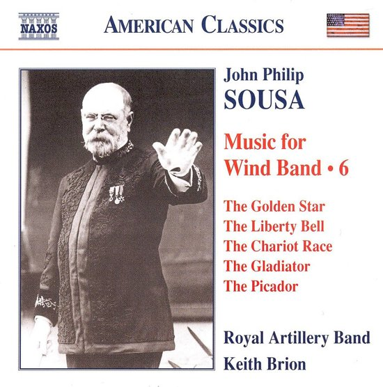 Sousa: Music For Wind Band V. 6