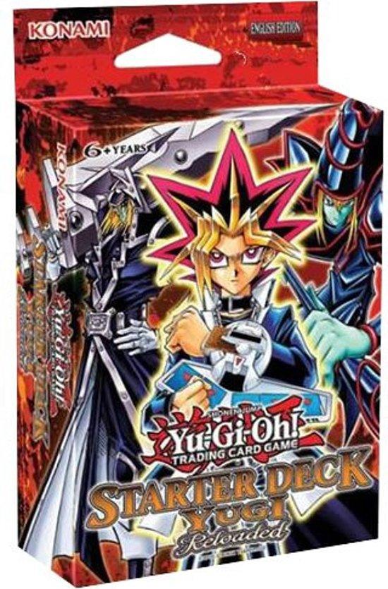 Afbeelding van het spel Yu-Gi-Oh: Starter Deck Yugi Reloaded