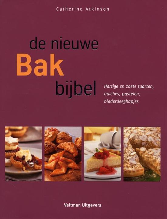 Boek cover De Nieuwe Bakbijbel van Catherine Atkinson (Paperback)