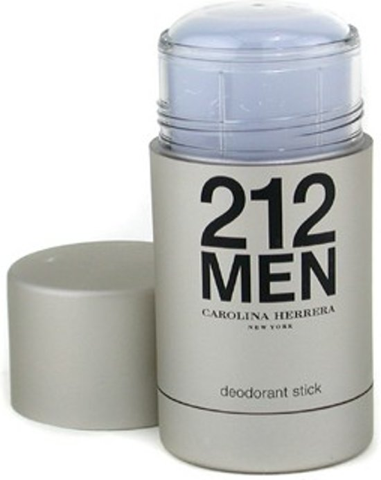 MULTI BUNDEL 3 stuks Carolina Herrera 212 Men Deodorant Stick 75g