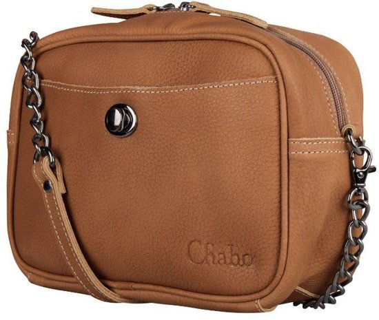 87dff02d479 bol.com | Chabo Bags leren Coco Camera Bag