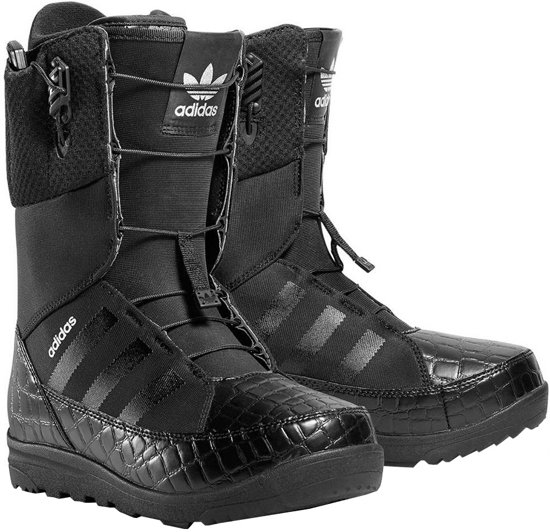 bol.com   Adidas Snowboardboots Mika Lumi Dames Zwart Maat ...