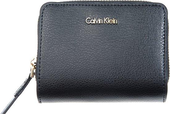 Calvin Klein Cadre Support Zip Noir kvwvosKzQ
