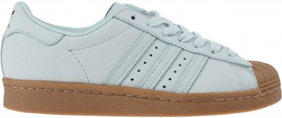 adidas superstars mint groen