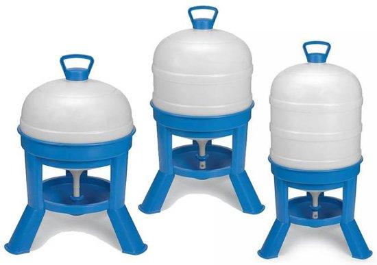 Drinktoren 20 liter blauw