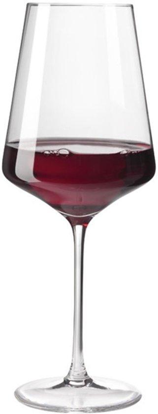 Leonardo Puccini rodewijnglas set van 6