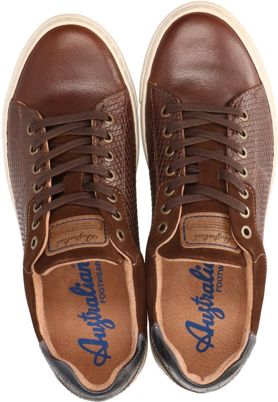 Veterschoenen Rowling Bruine Australian Leather Australian Bruine wBxq0H